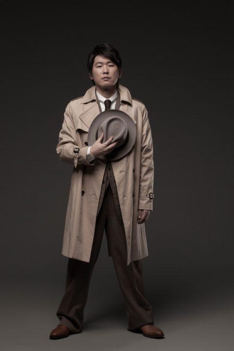 舞台「九条丸家の殺人事件」山崎樹範